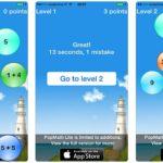 Download Pop Math Lite for iPhone, iPad and Android